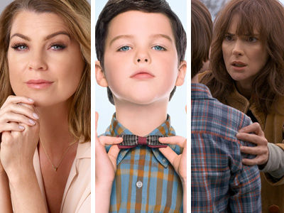 Every TV Show Premiere Date You NEED to Know: When Faves Return & New Series Debut!