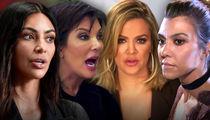 Kris, Kim, Khloe, Kourtney Kardashian Sued for $32 MILLION Over Beauty Products
