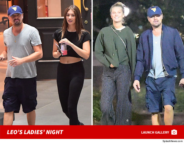 leo dating model A new model for leo dicaprio spotted out with lorena rae, 23  the titanic actor was previously dating model nina agdal the couple split in mid-may.