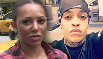 Mel B in the Clear in Witness Intimidation Investigation