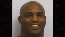 Ricky Williams Arrested In Texas, Smiling Mug Shot