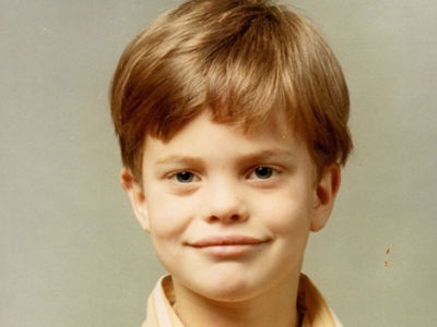 Guess Who This Smirkin' Kid Turned Into!