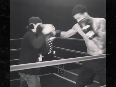 Lakers' Kyle Kuzma: Gettin' His Knuckle Game On With Celebrity Boxing Trainer