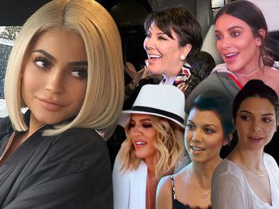 Kylie Jenner's Pregnancy Gets Kardashian Stamp of Approval