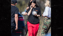 Kylie Jenner, First Photos Since TMZ Broke Pregnancy Story