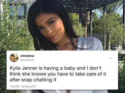 Twitter EXPLODES Over Kylie Jenner's Pregnancy -- See the Most SAVAGE Reactions So Far!
