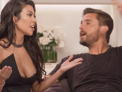 Scott Says He Still Tries to 'F---' Kourtney Once a Week and It's Super Uncomfortable