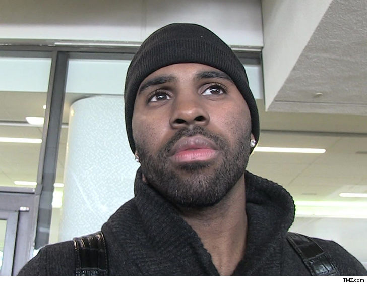 Singer Jason Derulo has $413000 in cash and jewellery stolen in burglary