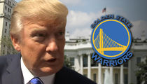 Warriors Accept Trump's Dis-Invitation to White House, Will Still Go to D.C.
