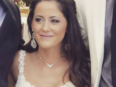 'Teen Mom 2' Star Jenelle Evans Is MARRIED -- See First Photos from Wedding!