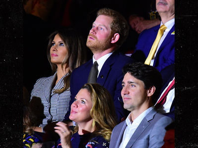 Prince Harry, Melania Trump, Justin Trudeau Celebrate Invictus Games