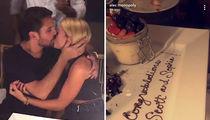 Scott Disick, Sofia Richie: Congratulations???