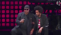 Stevie Wonder, Takes a Knee, Take That Trump