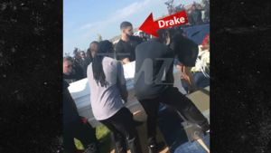 Drake Buries Longtime OVO Friend, Fif, After He Was Shot to Death in Toronto