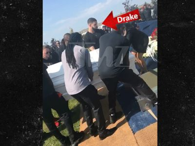 Drake Buries Longtime Friend, Fif, After He Was Shot to Death in Toronto