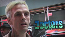 Aaron Carter Talked Into Rehab After 2-Day Effort from 'The Doctors'