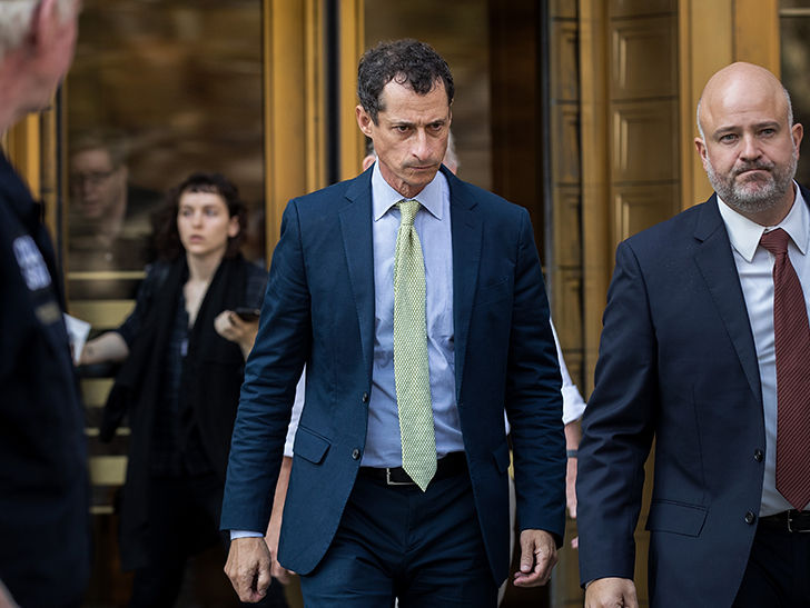 Anthony Weiner Complains He Got Harsher Sentence Because He's Famous