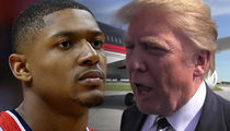 Wizards Star Bradley Beal Rips Donald Trump: You're a Clown!!