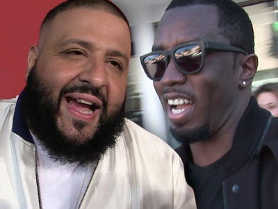 Diddy, DJ Khaled Close to Signing on For New Hip-Hop TV Show, 'The Four'