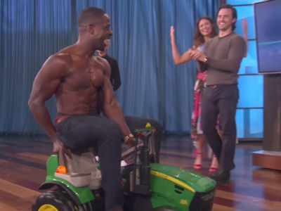 'This Is Us' Star Got HAZED on His First Trip to Ellen and It Ended Like THIS!