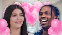 Kylie Jenner, Travis Scott: It's a Girl!!!