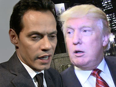 Marc Anthony to President Trump, 'Shut the F*** Up' and Help Puerto Rico!!!