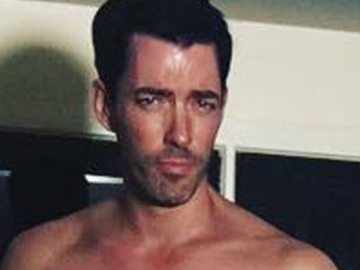 'Property Brother' Drew Scott STRIPPED to His Boxer-Briefs -- and Wow, His Bod Is Ripped!