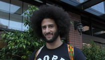 Colin Kaepernick Surfaces After NFL Protests, Smiling & Jacked