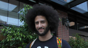 Colin Kaepernick Surfaces After NFL Protests,…