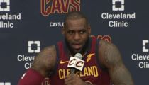 Lebron James: Hey Trump Voters, You Messed Up!