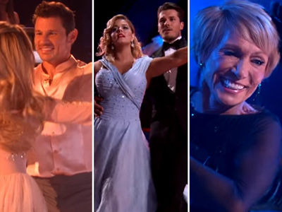 'DWTS' Recap: See Who Was ELIMINATED First This Season -- and Which Lachey Performed Better!