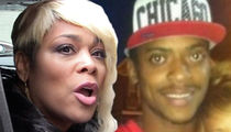 T-Boz Demands Justice for Cousin Fatally Shot by Cops During Standoff