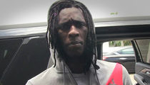 Young Thug Arrested, Facing Felony Drug Charge
