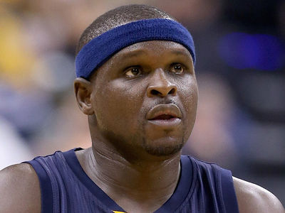 Zach Randolph: I Was 'Wrongfully Arrested'