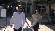 Scott Disick & Sofia Richie On the Same Page When It Comes to Paparazzi