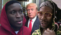 2 Chainz Goes After Trump In New Track with NBA's Victor Oladipo