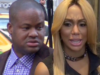 Tamar Braxton's Husband Ordered to Pay Sony $3.7 Million