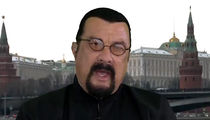 Steven Seagal Blasts NFL Protests From Moscow, 'Outrageous, Disgusting'