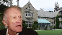Hugh Hefner Getting One Last Playboy Mansion Party in His Honor