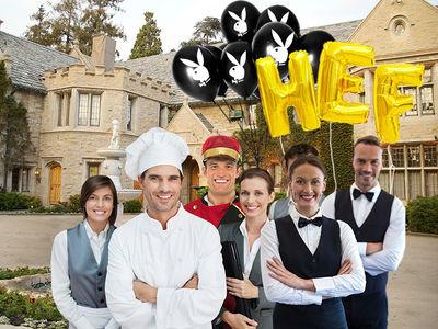 Playboy Mansion Staff Reuniting to Celebrate Hugh Hefner