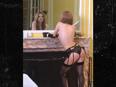 Bella Thorne Shakes Nearly Bare Ass for Cameras and GQ