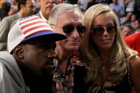 Kanye West, Kendra Wilkinson