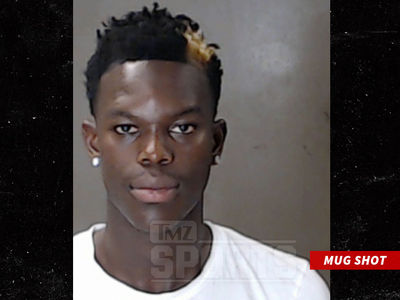 Dennis Schroder Mug Shot After Hookah Bar Fight