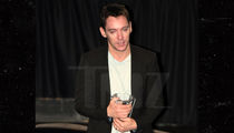 Jonathan Rhys Meyers Rebounds, Snags Best Actor Award for 'Damascus Cover'