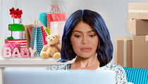Kylie Jenner is Dropping a Fortune on Baby Clothes
