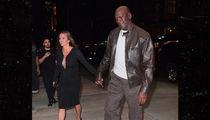 Michael Jordan Takes Hot Wife to Dinner In Rare $400 Air Jordans