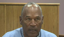 O.J.'s Release May Be Blocked ... Prison Doesn't Want 'Another Diana'