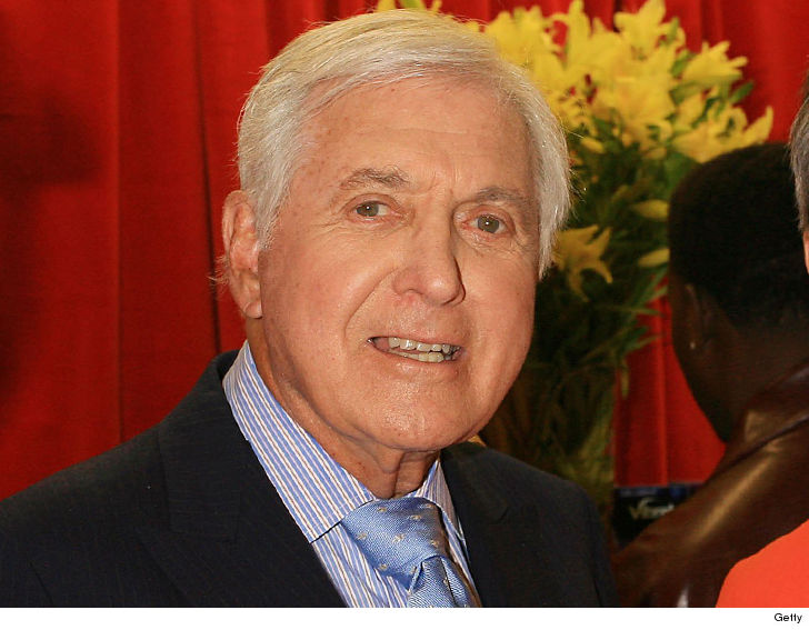 Let's Make a Deal game show host Monty Hall dies at 96