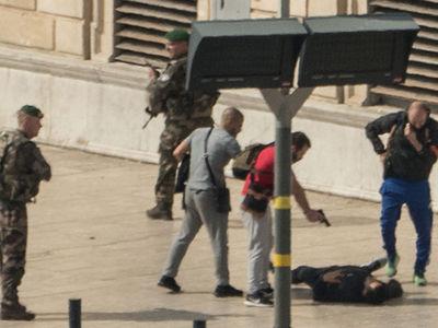 Marseille Terror Attack: Man Kills 2 Women with Knife, Gets Gunned Down (UPDATE)