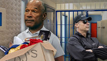 O.J. Simpson Took Belongings During Last Minute Prison Release, Feared eBay